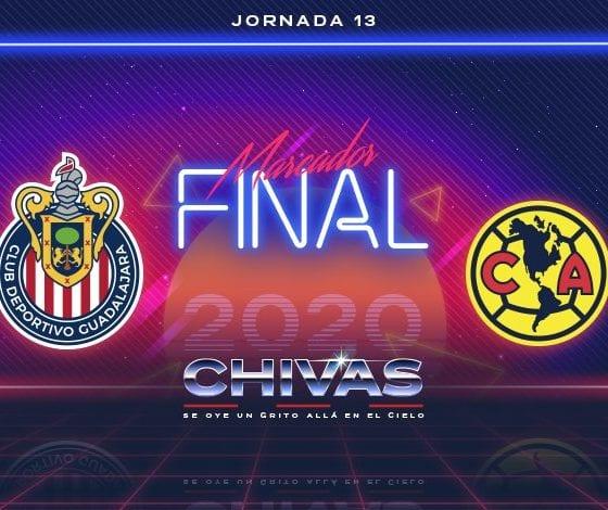 Chivas se burla de América. Foto: Twitter