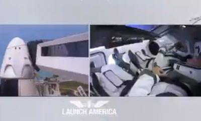 Lanzamiento de SpaceX se cancela por mal clima