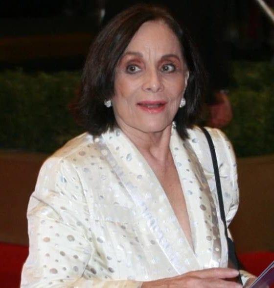 Fallece la actriz Pilar Pellicer por complicaciones respiratorias derivadas de Covid-19. Foto: Cuartoscuro