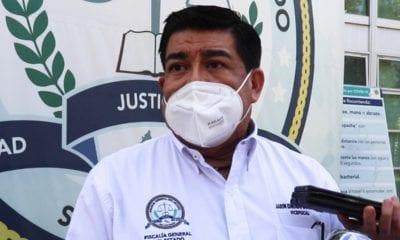 Fiscalia descarta feminicidio por muerte de jugadora de San Luis. Foto: Fiscalía San Luis