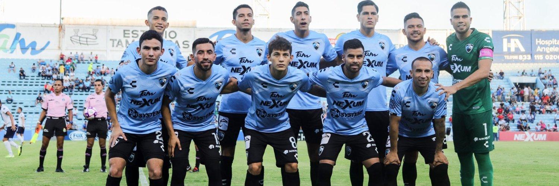 Jugador del futbol mexicano da positivo por Covid-19. Foto: Twitter Tampico Madero