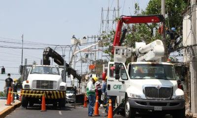 Gobierno abierto al diálogo con los que generan energía eléctrica, pero se busca piso parejo para la CFE