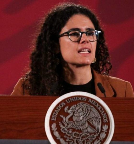 Luisa María Alcaldé Luján denuncia acoso. Foto: Cuartoscuro