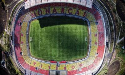 Morelia, a un paso de desaparecer; los jugadores ya habrían sido notificados. Foto: Twitter Monarcas Morelia