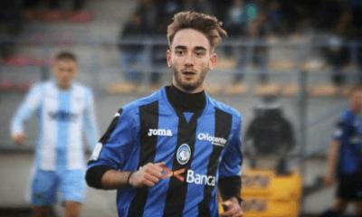 Muere joven futbolista del balompié italiano. foto: Twitter