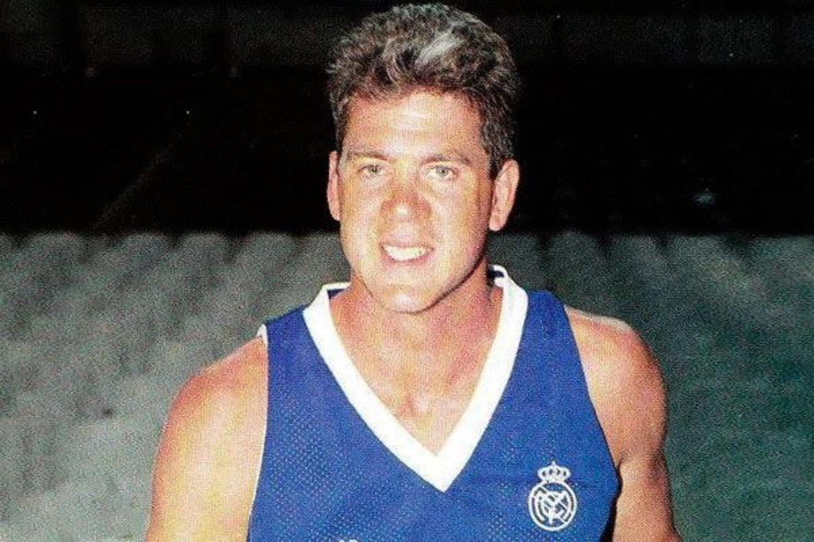 Murio exjugador de la NBA Mark McNamara. Foto: Real Madrid