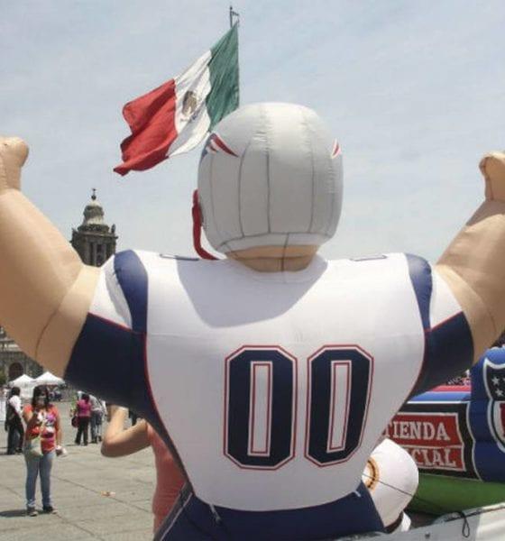 NFL cancelaría partidos internacionales, incluido México. Foto: Cuartoscuro