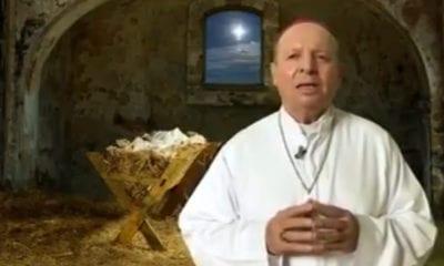 'Debemos ser agentes de esperanza en un mundo contaminado de virus letales': obispo de Apatzingán