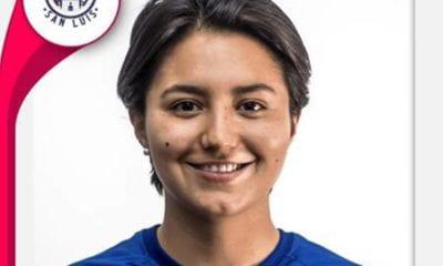 Pierde la vida la futbolista Daniela Lázaro. Foto: Liga MX Femenil