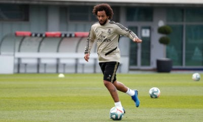Real Madrid regresa a los entrenamientos. Foto: Twitter Real Madrid