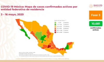 Rebasa los 5 mil decesos en México por coronavirus Covid-19. Foto: Twitter