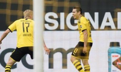 Regresa el futbol profesional; con cinco partidos, ya hubo encuentros en la Bundesliga. Foto: Borussia Dortmund