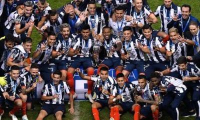 Se desarman los Rayados del Monterrey. Foto: Twitter Liga MX