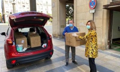 Se reducen casos de contagio y decesos en España. Foto: Ministerio de Sanidad de España