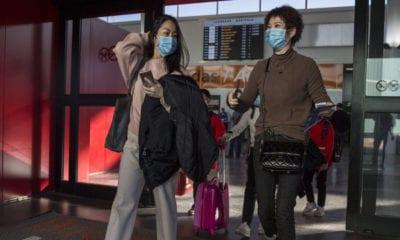 Wuhan reporta caso de Covid-19. Foto: Cuartoscuro