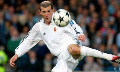 Zidane consiguió el gol más bello de la Champions. Foto: Real Madrid