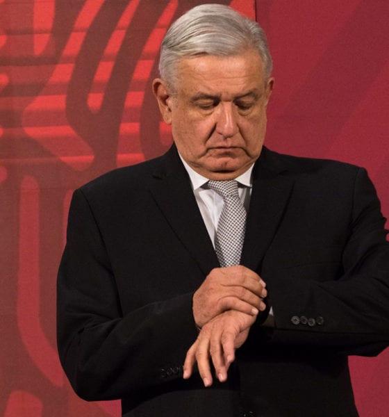 Se deslinda López Obrador de amenazas al periódico Reforma