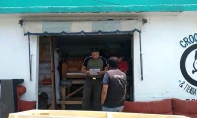 Comercios de Ecatepec, Nezahualcóyotl y Tecámac abren en fase de mayor contagio por Covid