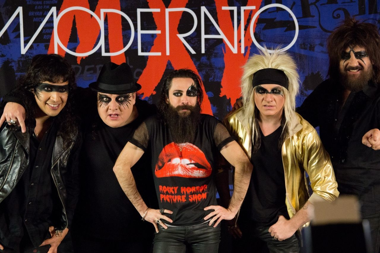 Moderatto Autoconciertos