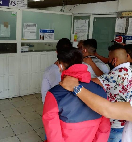 Caen presuntos asaltantes de cuentahabientes en la CDMX