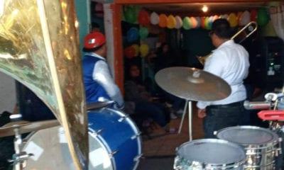 Desmantelan fiesta con tambora en Ecatepec