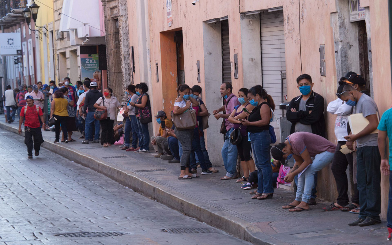 México tardará al menos 6 años en recuperar su nivel de empleo: Concamin