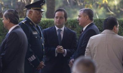 García Luna debe aclarar si actuó solo: AMLO