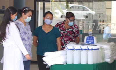 Entregan más de 2 mil insumos donados a hospitales del sur del Estado de México