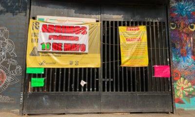 Sin previo aviso, postergan apertura de Mercado de flores; trabajadores venden en la calle