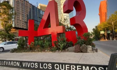 Se cumplen 68 meses de la desaparición de 43 normalistas de Ayotzinapa