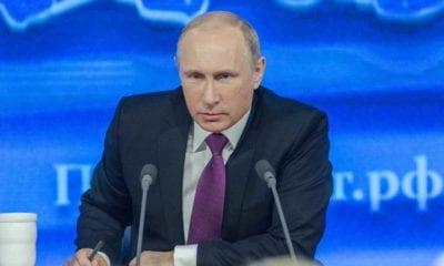 Vladimir Putin (Pandemia)