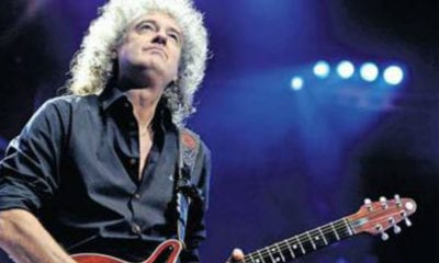 Guitarrista de Queen se infarta (Foto: Facebook)