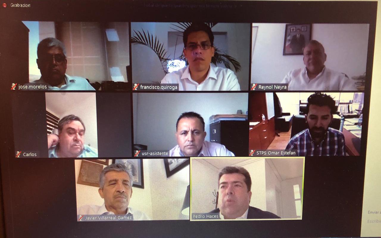 Líderes del sector minero se reúnen para garantizar un retorno seguro a las empresas