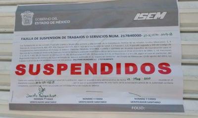 Cierran comercios de Ecatepec y Neza por incumplimiento de disposiciones