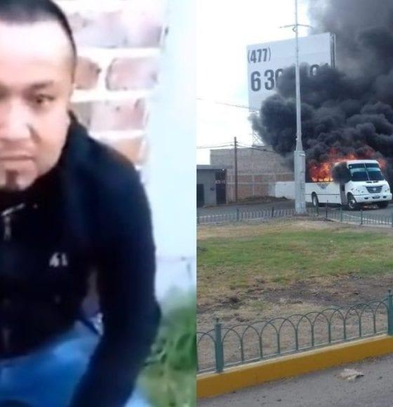 Al borde del llanto, El Marro lamenta detención de sus familiares. Foto: Twitter