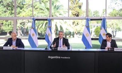 Argentina anuncio una nueva prolongación del aislamiento obligatorio