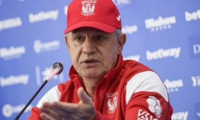 Asegura Javier Aguirre que Leganés sigue vivo. Foto: Leganés