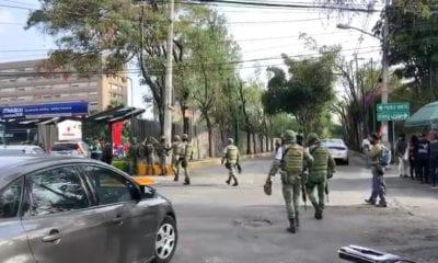 Aumentan la seguridad en el hospital. Foto: Israel Lorenzana