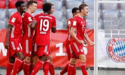 Bayern Munich se cerca del título. Foto: Bayern Münich