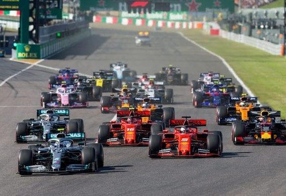 Cancelan más carreras de la Fórmula 1 por Covid-19. Foto: Twitter F1