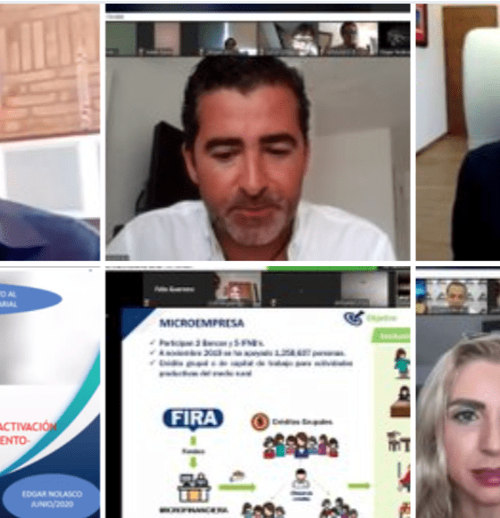 Concanaco y FIRA dieron alternativas de financiamiento para las MiPyMEs