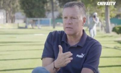 Chivas ¿se desmantela?. Ricardo Peláez aclara el panorama. Foto. Chivas TV