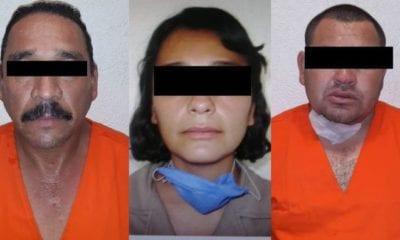 Detienen a presuntos asesinos de Giovanni López. Foto: Twitter