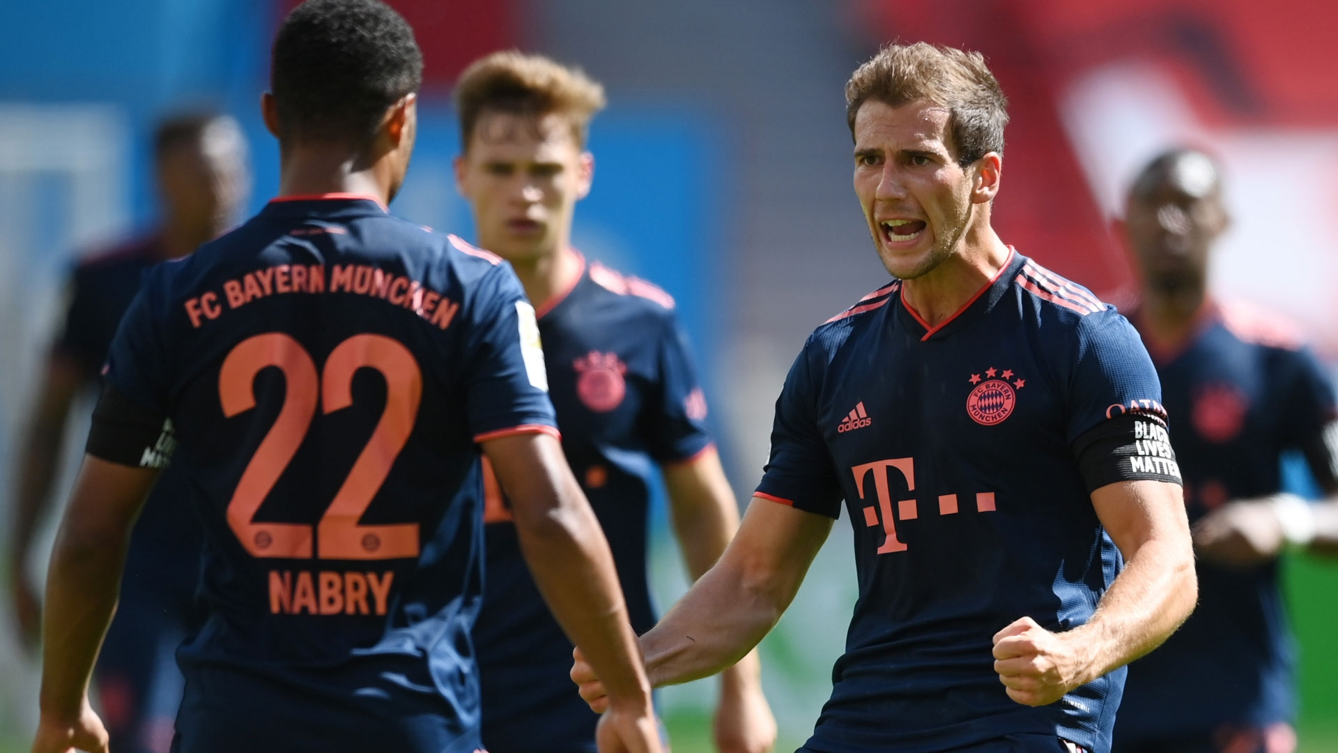 El Bayern Münich no tuvo piedad y aplastó 4-2 al Bayern Leverkusen. Foto: Twitter Bayern Münich