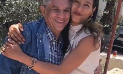 El papá de Iridia Salazar perdió la vida. Foto: Facebook