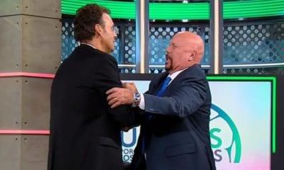 Enrique Bermúdez y David Faitelson se dieron agarrón. Foto: Twitter