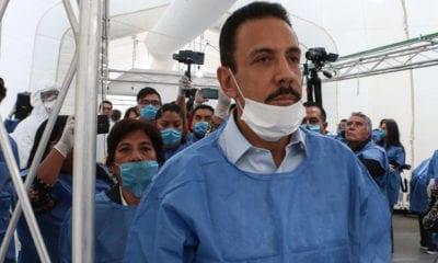 Hidalgo, una de las regiones más afectadas por la pandemia
