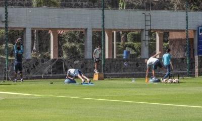 Jugador de Cruz Azul dio positivo por Covid-19. Foto: Twitter Cruz Azul