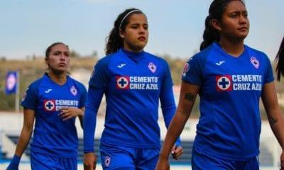 Jugadoras de Cruz Azul dieron positivo por Covid-19. Foto: Twitter Cruz Azul