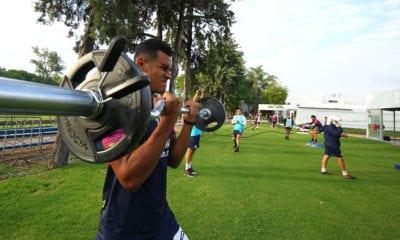 Jugadores de Chivas sin problemas de Covid-19. Foto: Twitter Chivas